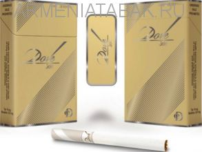 (264)Dove gold KS (Duty free)