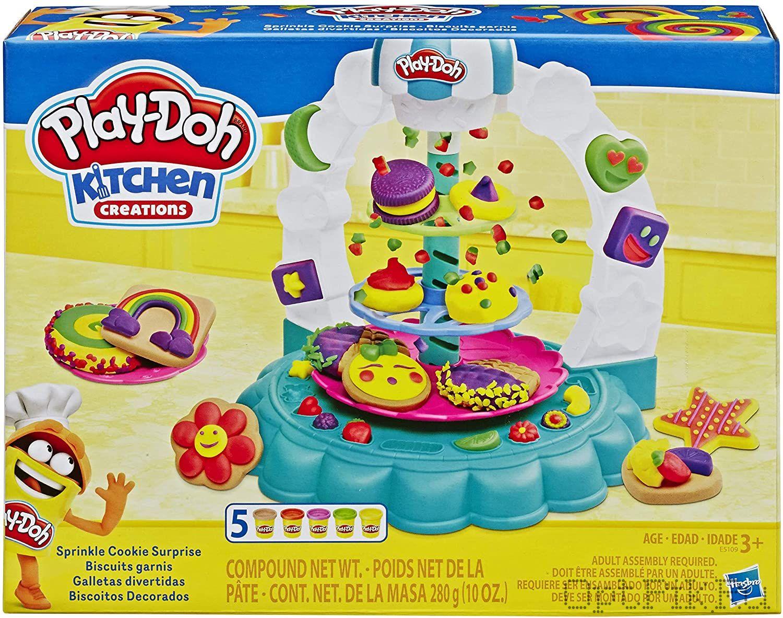 Масса для лепки Play-Doh Фабрика печенья