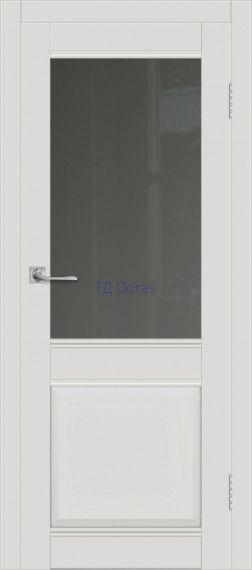 Межкомнатная дверь ДП DIM I-11 Smoky Matt Сатинато Графит