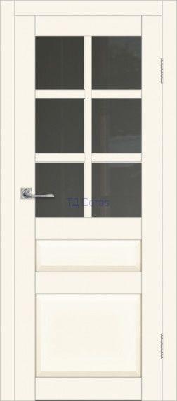 Межкомнатная дверь ДП DIM I-12 Angel Matt Сатинато Графит