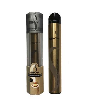 Электронная сигарета Sky Крем-брюле