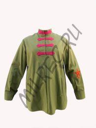 Гимнастерка (рубаха летняя) красноармейская, образца 1919 года (реплика) под заказ