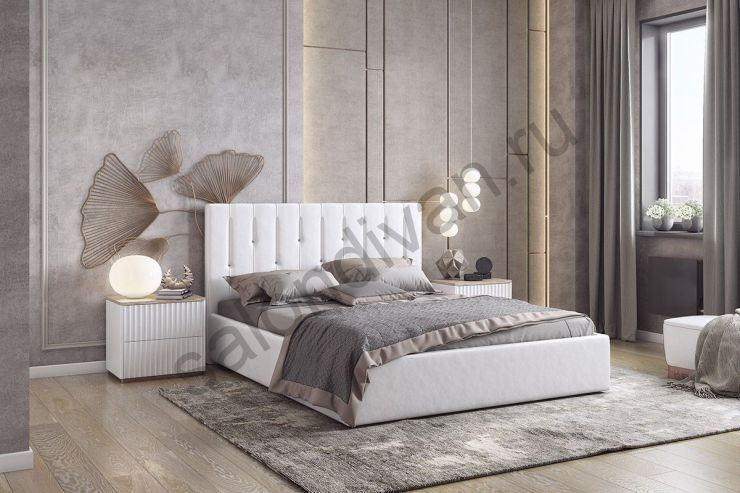 Мягкая кровать Кристи
