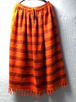 Длинная тёплая юбка в пол, из акриловой шерсти. Купить в Москве, интернет магазин
