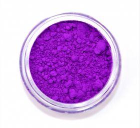 Пигмент  фиолетовый флуоресцентный сухой 10г