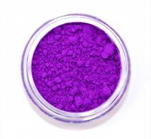 Пигмент  фиолетовый флуорисцентный сухой 10г