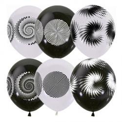 Иллюзия латексный шар с гелием