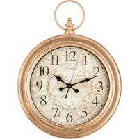 "Часы настенные кварцевые ""Italian style"" 62x46x8 см., диаметр циферблата=34 см."