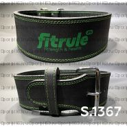 Ремень FitRule weight lifting power belts art: 1367 (L)