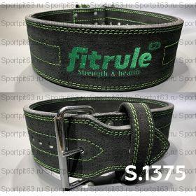 Ремень FitRule weight lifting power belts art: 1375 (XL)