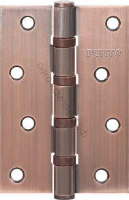Петля универсальная Punto (Пунто) 4B 100*70*2.5 AC (медь) ID товара: 29127