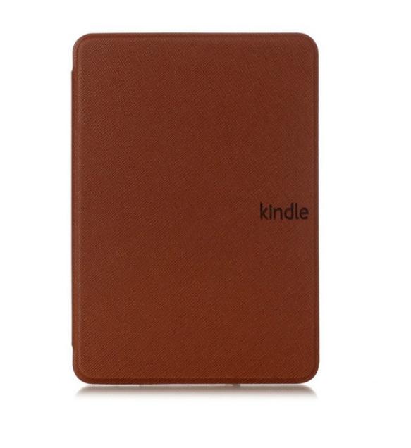 Обложка на Kindle Paperwhite 2018 ( Коричневый )