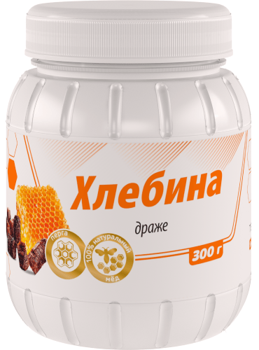 Хлебина (ПЕРГА +) 300г