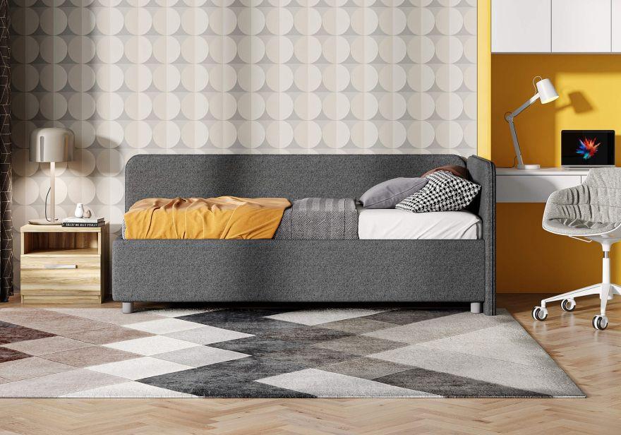 Кровать Capri R/L с подъемным механизмом | Сонум
