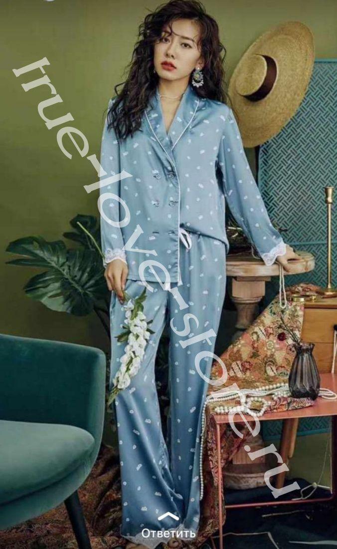 720200-1 - Цена за 2 шт, Пижама двойка VS ,Большой размер