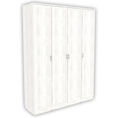 Шкаф для белья со штангой и полками арт. 109 (арктика)