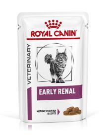Роял канин Ерли Ренал в соусе для кошек (Early Renal Felin) пауч 85 гр.