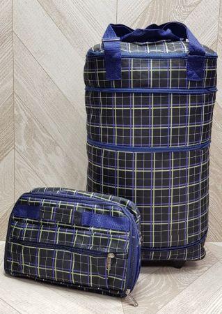 526 сумка на колесах диз
