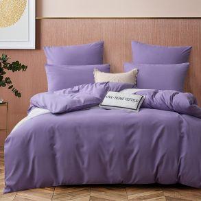 Комплект постельного белья Однотонный Сатин CS035