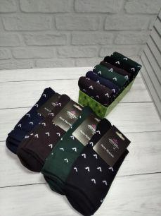 Носки мужские С419 галочки