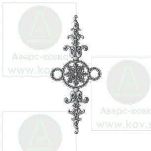 """18.370 """"Накладка """"Персия"""" Двусторонняя"""