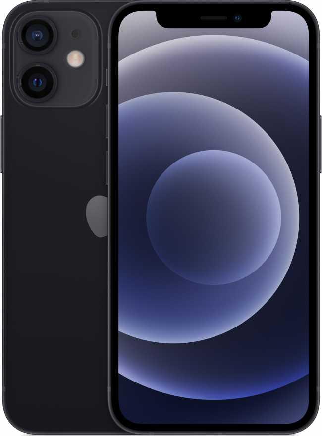 Apple iPhone 12 mini 64 GB Чёрный