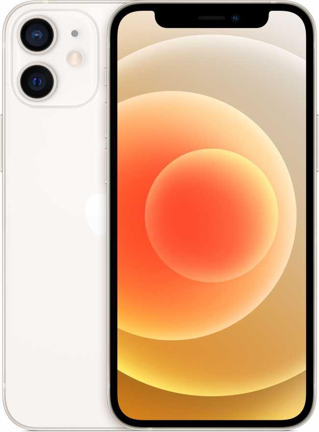 Apple iPhone 12 mini 128GB Белый