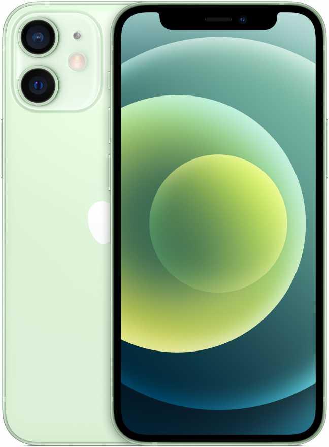 Apple iPhone 12 mini 256GB Зелёный