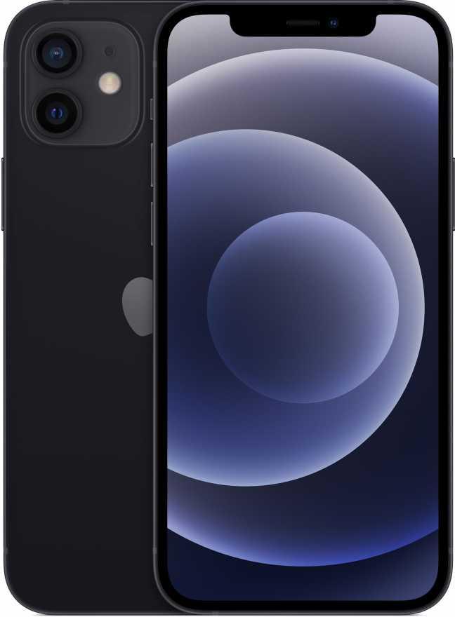 Apple iPhone 12 256GB Чёрный