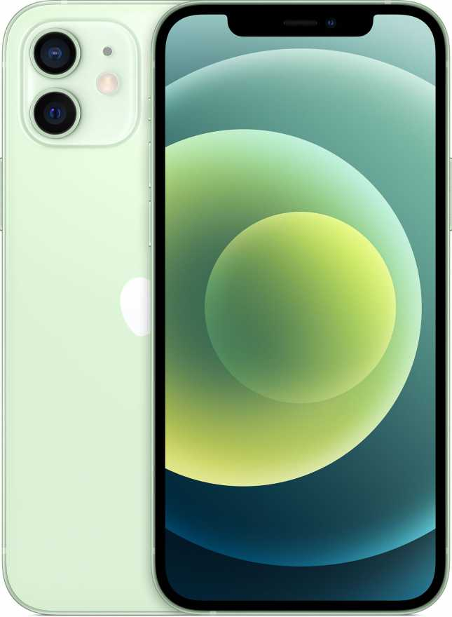 Apple iPhone 12 256GB Зелёный