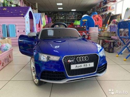 Электромобиль Audi RS5 лицензия