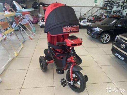 Велосипед детский Super Formula, трехколесный, SFA