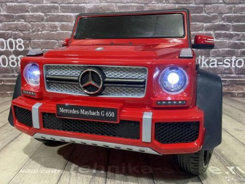 Mercedes-Benz Maybach G650 T101TT 4WD