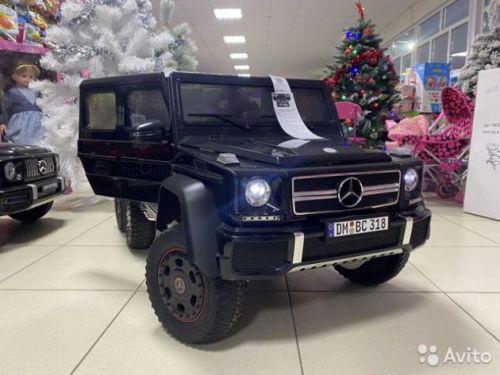 Детский электромобиль Mercedes Benz DMD 318