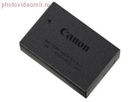 Аккумулятор LP-E17 для Canon (Аналог Canon LP-E17)