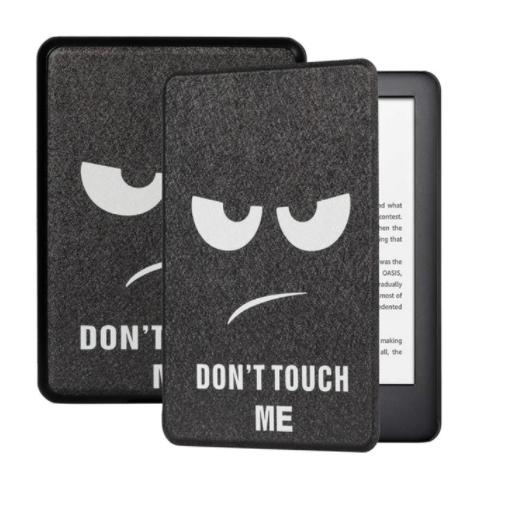 Обложка на Kindle Paperwhite 2018 ( рисунок / don't touch me )