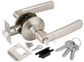 Ручка защелка Punto (Пунто) 6026 SN-E (кл./фик.) мат. никель ID товара: 36845