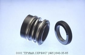 Уплотнение торцевое для насоса ГНОМ 40-25  тип 212.N2.025.243/1KK