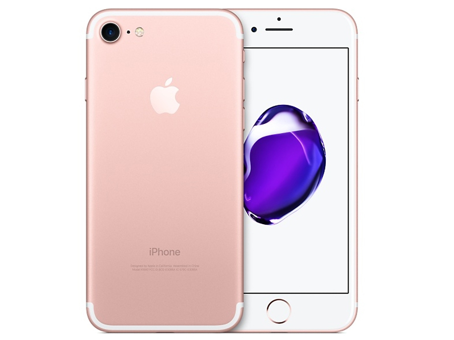 Смартфон Apple iPhone 7 32GB Rose Gold Уценка