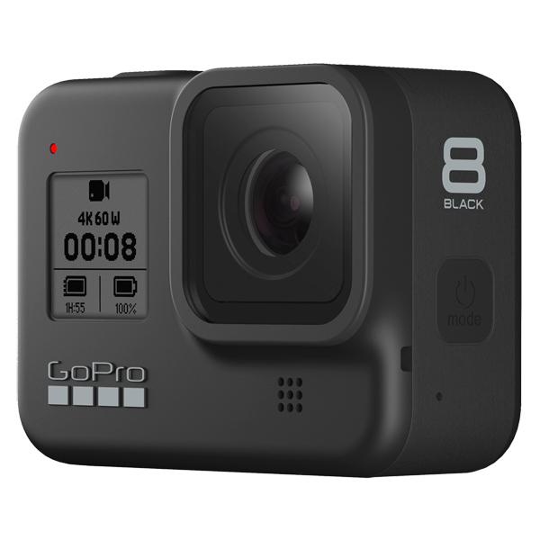 Экшн-камера GoPro HERO8 Black Edition (CHDHX-801-RW) Уценка