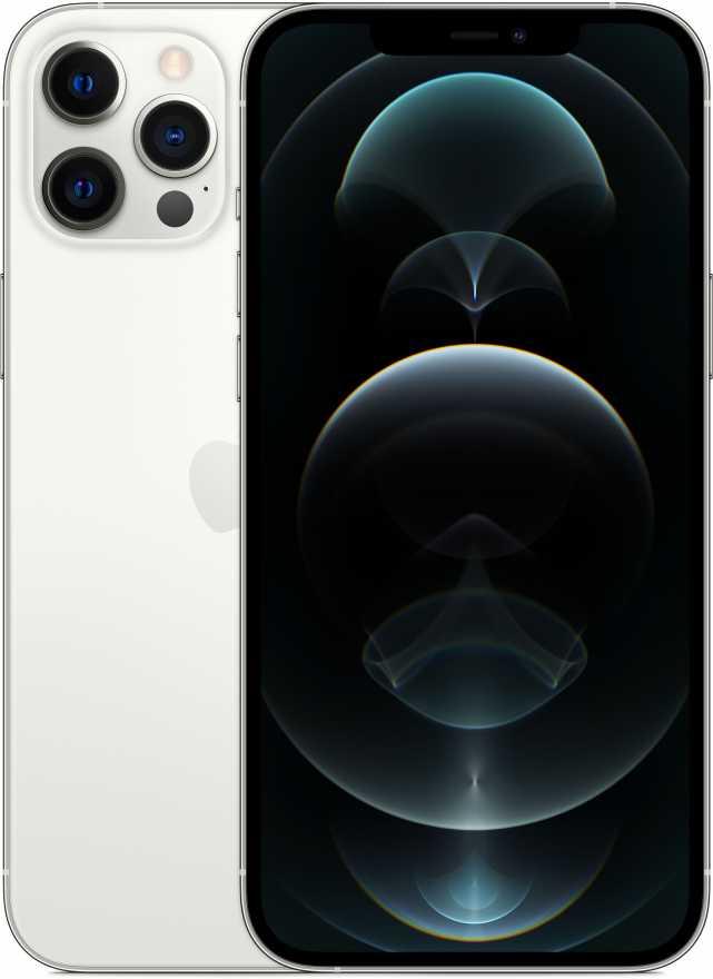 Apple iPhone 12 Pro Max 512GB Серебристый