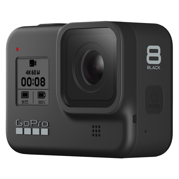 Экшн-камера GoPro HERO8 Black Edition (CHDHX-801-RW) Уценка