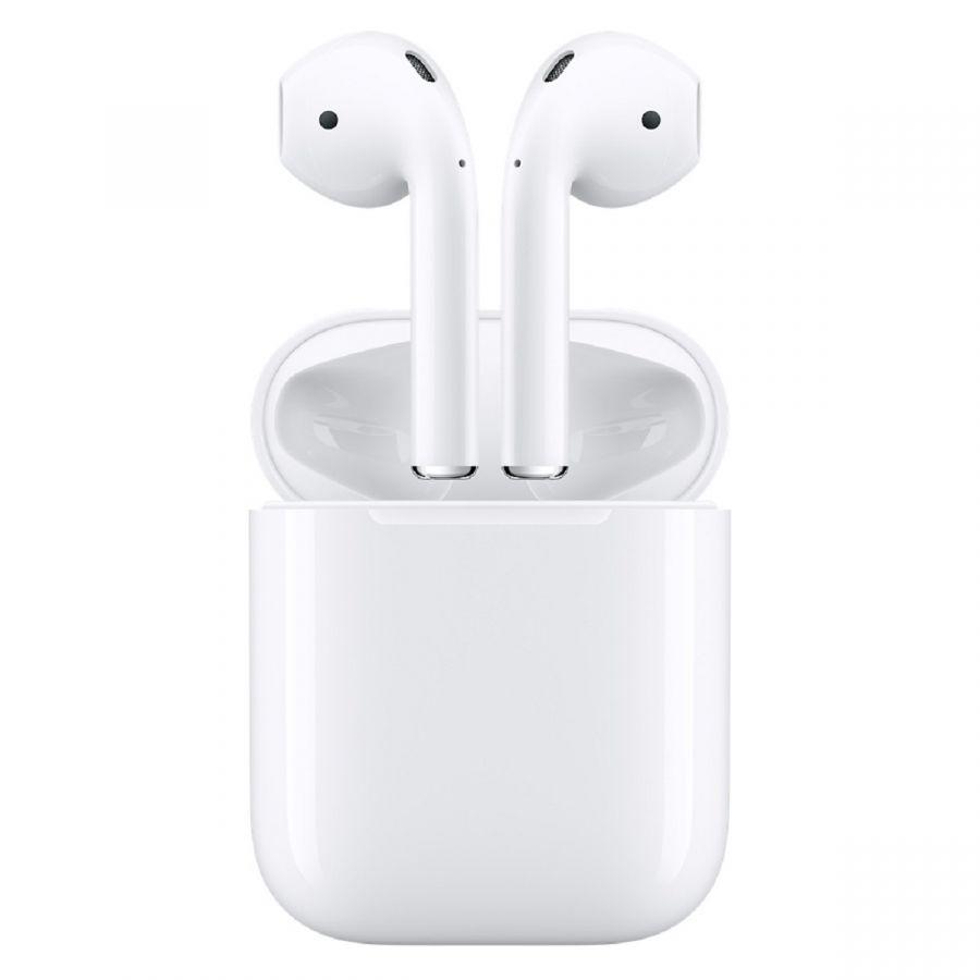 Беспроводные наушники Apple AirPods 2 (с зарядным футляром) MV7N2 Уценка