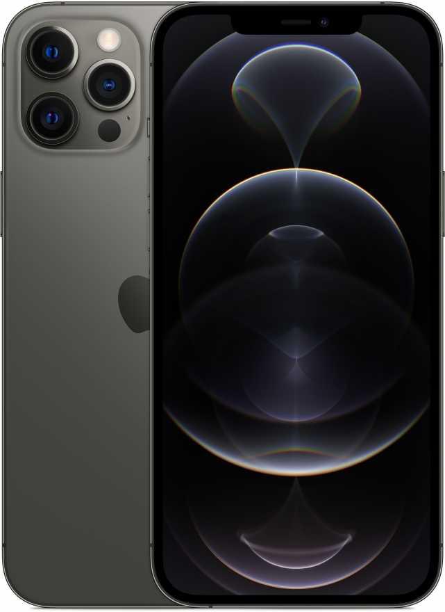 Apple iPhone 12 Pro Max 512GB Графитовый