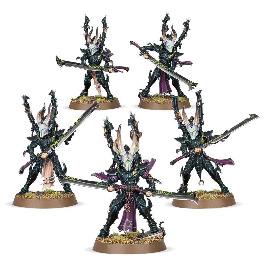 Warhammer 40,000: Drukhari Incubi