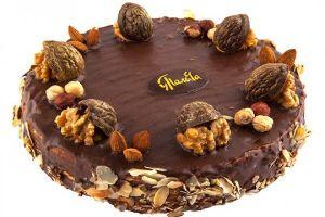 Торт WIENER WALD 800г Шоколадно-ореховый