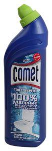 Средство чистящее д/туалета COMET 700мл Океан