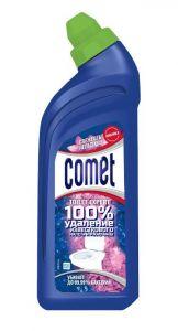 Средство чистящее д/туалета COMET 450мл Свежесть Лепестков