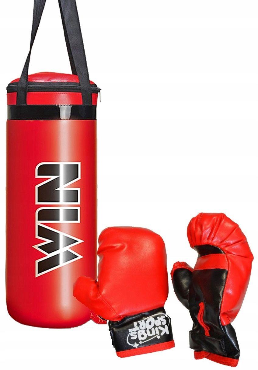 BB132 Детская груша для бокса с перчатками и звуком