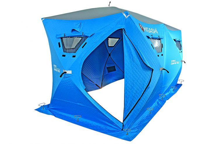 Палатка   зимняя HIGASHI DOUBLE COMFORT утепленная PRO 360*180*205